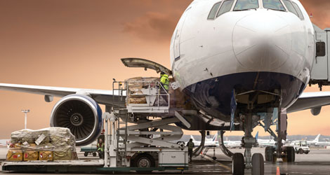 Air Freight Services (over 250 destinations)
